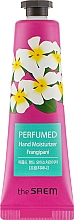 Düfte, Parfümerie und Kosmetik Parfümierte Handcreme Rote Frangipani - The Saem Perfumed Frangipani Hand Moisturizer