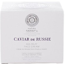 Anti-Aging Gesichtscreme - Natura Siberica Copenhagen Caviar de Russie Age Delay Face Cream — Bild N2