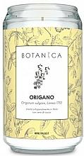 Düfte, Parfümerie und Kosmetik Duftkerze im Glas Origan - FraLab Botanica Candle