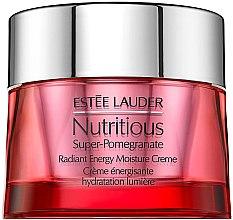 Düfte, Parfümerie und Kosmetik Beruhigende Gesichtscreme - Estee Lauder Nutritious Super-Pomegranate Radiant Energy Moisture Creme
