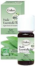 Düfte, Parfümerie und Kosmetik Organisches ätherisches Öl Saro - Galeo Organic Essential Oil Saro
