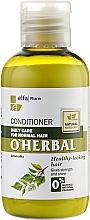 Düfte, Parfümerie und Kosmetik Haarspülung für normales Haar mit Birkenextrakt - O'Herbal Conditioner for normal hair