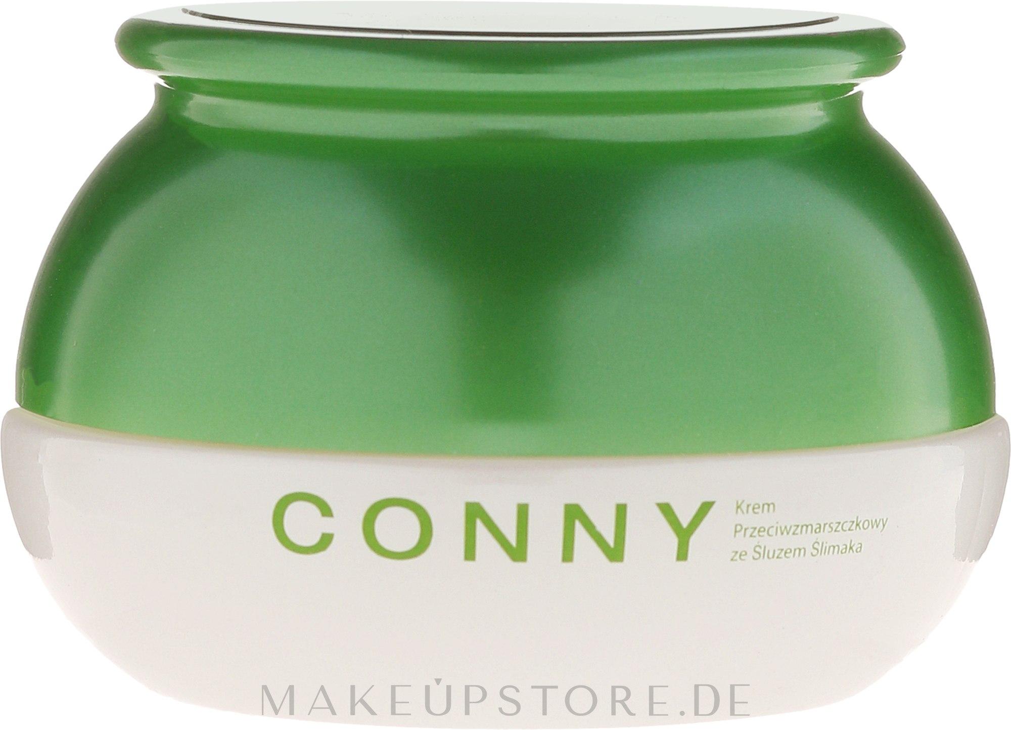 Anti-Falten Gesichtscreme mit Schneckenextrakt - Conny — Bild 50 ml