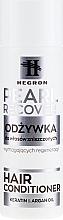 Düfte, Parfümerie und Kosmetik Haarspülung mit Keratin, Sheabutter und Arganöl für geschädigtes Haar - Hegron Pearl Recover Hair Conditioner