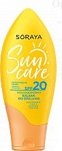 Düfte, Parfümerie und Kosmetik Wasserfester Sonnenschutzbalsam SPF 20 - Soraya Sun Care Waterproof Sun Balm SPF20