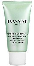 Düfte, Parfümerie und Kosmetik Mattierende Pflegecreme gegen Hautunreinheiten für fettige und Mischhaut - Payot Pate Grise Anti-Imperfections Purifyng Care