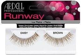 Düfte, Parfümerie und Kosmetik Künstliche Wimpern braun - Ardell Runway Daisy Brown Eyelashes