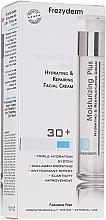 Düfte, Parfümerie und Kosmetik Feuchtigkeitsspendende und regenerierende Gesichtscreme - Frezyderm Moisturizing Plus Cream 30+