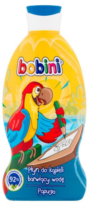 Badeschaum Papagei - Bobini — Bild N1
