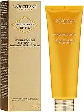 Reinigende Creme-Mousse für das Gesicht - L'occitane Immortelle Precious Face Cream — Bild N1