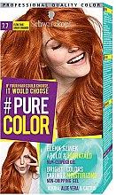 Düfte, Parfümerie und Kosmetik Feuchtigkeitsspendende permanente Gel-Coloration - Schwarzkopf Pure Color