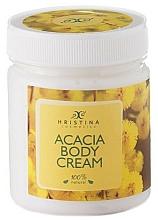 Düfte, Parfümerie und Kosmetik Körpercreme mit Akazie - Hristina Cosmetics Acacia Body Cream