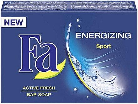 Parfümierte Körperseife - Fa Energizing Sport Bar Soap — Bild N1