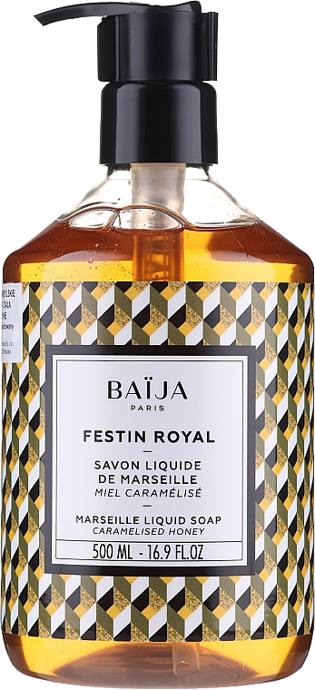 Marseille Flüssigseife - Baija Festin Royal Marseille Liquid Soap