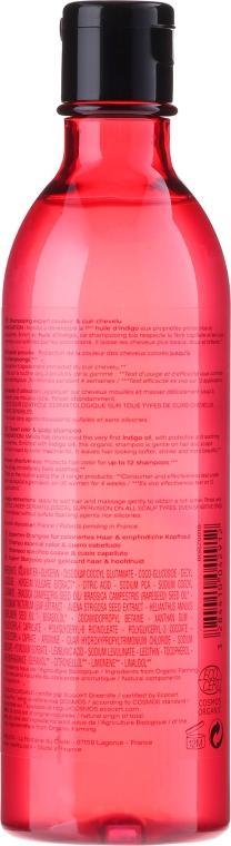 Farbschutz-Shampoo für coloriertes Haar - Melvita Organic Expert Color Shampoo — Bild N2