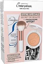 Düfte, Parfümerie und Kosmetik Gesichtspflegeset - Embryolisse Set Beauty Secret (Gesichtscreme 75ml + Puder 12g + Make-up Pinsel)
