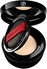Düfte, Parfümerie und Kosmetik Kompakte Balsam-Foundation - Giorgio Armani Power Fabric High Coverage Foundation Balm