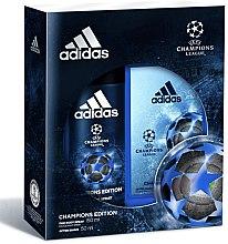 Düfte, Parfümerie und Kosmetik Adidas UEFA Champions League Arena Edition - Kosmetikset (Deo Spray/150ml + After Shave/50ml)