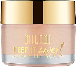 Zucker-Lippenscrub - Milani Keep It Sweet Sugar Lip Scrub — Bild N1