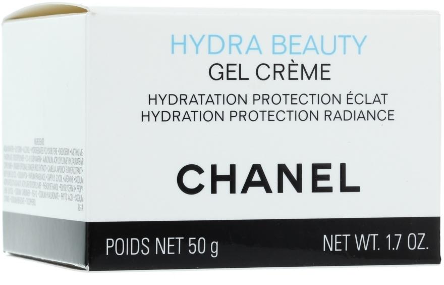 Feuchtigkeitsspendendes Gesichtsgel - Chanel Hydra Beauty Gel Creme — Bild N1