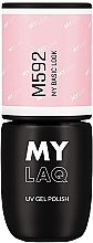 Düfte, Parfümerie und Kosmetik UV Hybrid-Gel Nagellack - MylaQ UV Gel Polish