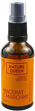 Karottensamenöl - Nature Queen Carrot Seed Oil — Bild N1