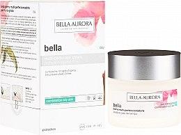 Düfte, Parfümerie und Kosmetik Anti-Pollution Tagescreme für fettige und Mischhaut - Bella Aurora Multi-Perfection Day Cream Combination/Oily Skin