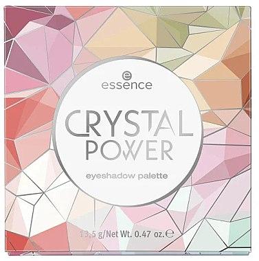 Lidschattenpalette - Essence Crystal Power Eyeshadow Palette — Bild N1