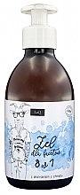Düfte, Parfümerie und Kosmetik Duschgel Jasmin & Vanille - LaQ 8 in 1 For Men Shower Gel With Hops Extract
