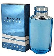 Düfte, Parfümerie und Kosmetik Azzaro Chrome Legend - Eau de Toilette