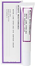 Düfte, Parfümerie und Kosmetik Augenkonturcreme mit Botox-ähnlichem Effekt - Beaute Mediterranea Botox Like Syn Ake Eye Contour Cream