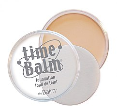 Düfte, Parfümerie und Kosmetik Creme-Foundation gegen dunkle Augenringe - TheBalm TimeBalm Foundation