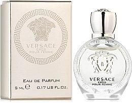 Düfte, Parfümerie und Kosmetik Versace Eros Pour Femme - Eau de Parfum (mini)