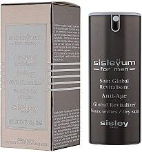 Düfte, Parfümerie und Kosmetik Herren Gesichtscreme - Sisley Sisleyum For Men Anti-Age Global Revitalizer Dry Skin