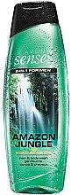 Düfte, Parfümerie und Kosmetik 2in1 Shampoo und Duschgel für Männer - Avon