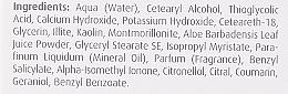 Enthaarungscreme mit grünem Ton und Aloe Vera - Bielenda Vanity Bio Clays — Bild N3
