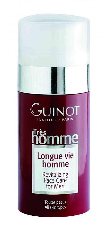 Anti-Aging Pflegecreme für das Gesicht für Männer - Guinot Longue Vie Homme — Bild N1