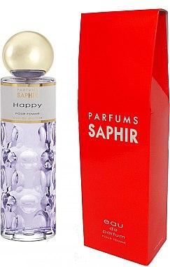 Saphir Parfums Happy - Eau de Parfum — Bild N1