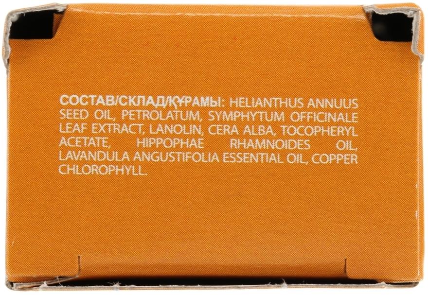 Körperbalsam mit Rittersporn und Sanddornöl - Hausarzt — Bild N4
