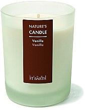 Düfte, Parfümerie und Kosmetik Duftkerze Vanille ohne Paraffin - Ligne St Barth Body