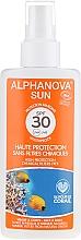 Düfte, Parfümerie und Kosmetik Sonnenspray - Alphanova Sun Protection Spray SPF 30
