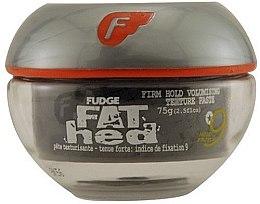 Düfte, Parfümerie und Kosmetik Haarstyling Paste mit starkem Haltegrad 9 - Fudge Styling Fat Hed