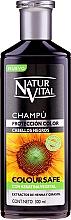 Düfte, Parfümerie und Kosmetik Shampoo für dunkles und schwarzes Haar - Natur Vital Coloursafe Henna Colour Shampoo Black Hair