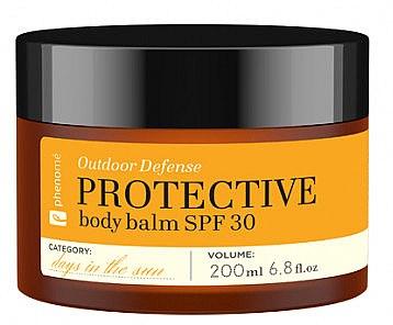 Körperbalsam mit Sonnenschutz - Phenome Outdoor Defense Protective Body Balm SPF 30 — Bild N1
