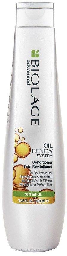 Haarspülung - Matrix Biolage Advanced Oil Renew Conditioner — Bild 400 ml