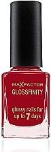Düfte, Parfümerie und Kosmetik Nagellack - Max Factor Glossfinity