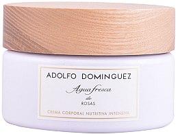 Düfte, Parfümerie und Kosmetik Adolfo Dominguez Agua Fresca De Rosas - Körpercreme