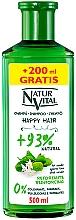 Düfte, Parfümerie und Kosmetik Stärkendes Haarshampoo mit Grüntee-Extrakt - Natur Vital Happy Hair Reinforcing Shampoo