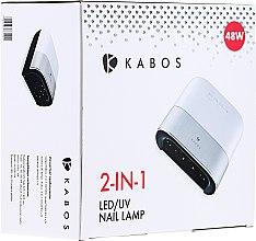2in1 UV/LED Lampe - Kabos 2 in1 UV/LED Sun 3S — Bild N3