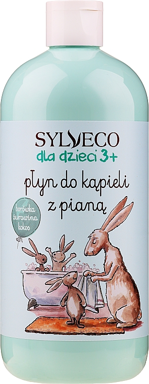 Badeschaum für Babys - Sylveco For Kids Bubble Bath — Bild N1
